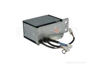 Baxi Boiler Spares -  Baxi 5107115 Transformer Box Assembly
