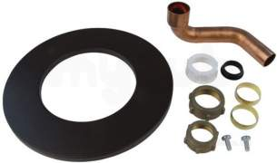 Baxi Boiler Spares -  Baxi 239245 100he Fittings Kit