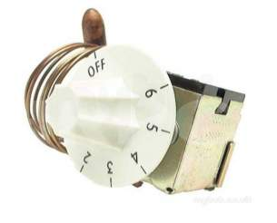 Ranco Boiler Spares -  Invensys Ranco Cl6p0132000 Thermostat