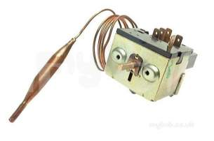 Ranco Boiler Spares -  Invensys Ranco C77p0114000 Thermostat