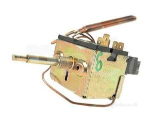 Ranco Boiler Spares -  Invensys Ranco C77p0135000 Thermostat