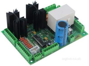 Bakery Commercial Catering Spares -  Jac S.a 6510023 Printed Circuit Board
