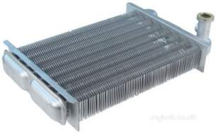 Biasi Uk Ltd -  Biasi Bi1262101 Main Heat Exchanger