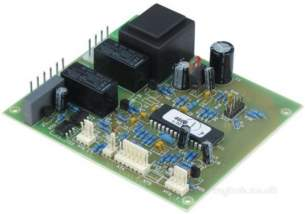 Vguk Oem Spares -  Glow Worm 0020025306 Control Pcb