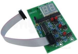 Vguk Oem Spares -  Glow Worm 0020027604 Display Pcb
