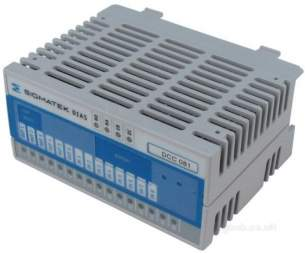 Bakery Commercial Catering Spares -  Koenig E651.10355 Compact Control Processing Unit Ddc 081
