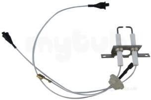 Vguk Oem Spares -  Glow Worm 0020027668 Ignition Cable