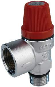 Atag Heating Spares -  Atag S4344630 Safety Valve Set 3 Bar