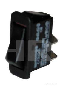 Forest Commercial Heating Services -  Forest Beeston 0835 Rocker Switch