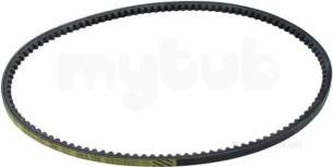 Bakery Commercial Catering Spares -  Koenig E069.00775 V Belt For Moulding