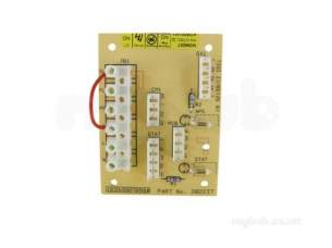 Glow Worm Boiler Spares -  Glow Worm S202237 Pcb Interconnect