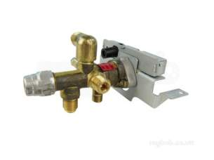 Glow Worm Boiler Spares -  Glow Worm 452606 Control Tap Assy