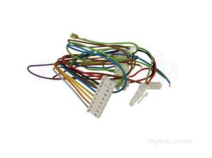 Glow Worm Boiler Spares -  Glow Worm S457080 Pump/timer/mains Harness