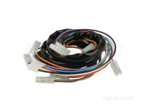 Glow Worm Boiler Spares -  Glow Worm S444171 Fan/air Switch Harness