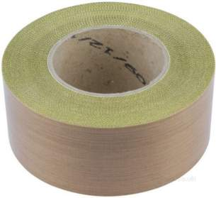 Bakery Commercial Catering Spares -  60mm Tape Ptfe Coated Glass Cloth