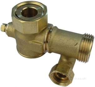 Ariston Boiler Spares -  Ariston 995486 3/4 Isolation Valve