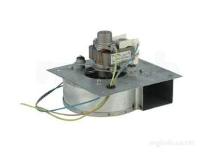Halstead Heating Boiler Spares -  Hstead 601001 Fan Assy Wffb0219-010