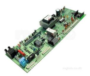 Halstead Heating Boiler Spares -  Halstead 988468 Pcb