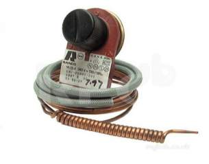 Halstead Heating Boiler Spares -  Hstead 862015 T/stat O/heat Lm7p5041