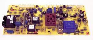 Halstead Heating Boiler Spares -  Halstead 998410 Pcb 988410
