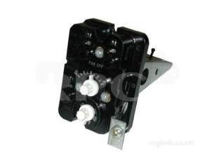 Johnson and Starley Boiler Spares -  Johnson And Starley Johns Bos00104 Fan Switch