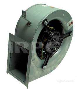 Johnson and Starley Boiler Spares -  Johns Bos00528 Fan Assy Wffb0819-002