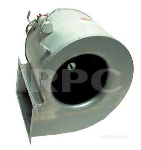 Johnson and Starley Boiler Spares -  Johns Bos00685 Fan Assy Wffb0806-025