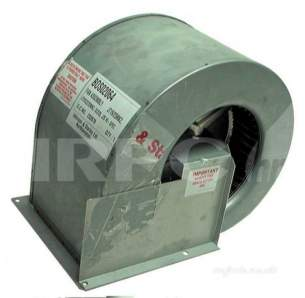 Johnson and Starley Boiler Spares -  Johns Bos02064sp Fan Assy Wffb0028-1004