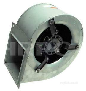 Johnson and Starley Boiler Spares -  Johns Bos1490sp Fan Assy Wffb0816-002