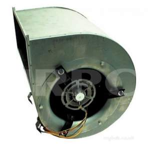 Johnson and Starley Boiler Spares -  Johns J900-0525005 Fan Assy Wffb0821-012
