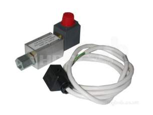 Johnson and Starley Boiler Spares -  Johnson And Starley Johns S00870 Solenoid Kit