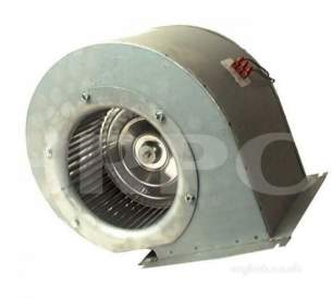 Johnson and Starley Boiler Spares -  Johns 1000-0500725 Fan Assy Wffb0923-001