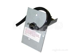 Johnson and Starley Boiler Spares -  Johnson And Starley Johns 208a417 Fan Limit Stat