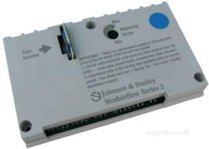 Johnson and Starley Boiler Spares -  Johnson And Starley Johns R010 Electronics Module