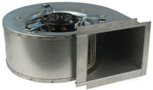 Johnson and Starley Boiler Spares -  Johnson And Starley Johns Bos01607 Sp Fan Assy