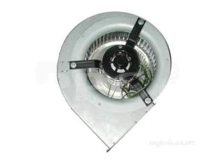 Johnson and Starley Boiler Spares -  Johnson And Starley Johns Balm1986sp Fan Assy