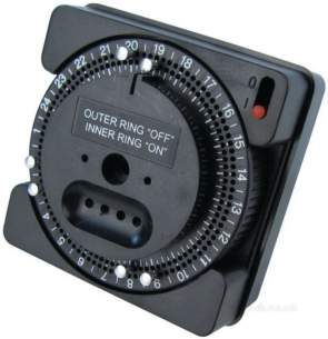 Johnson and Starley Boiler Spares -  Johnson And Starley Johns 208s508 Time Clock