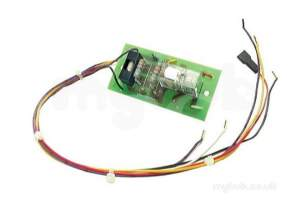 Johnson and Starley Boiler Spares -  Johnson And Starley Johns 1000-0511760 Pcb Relay