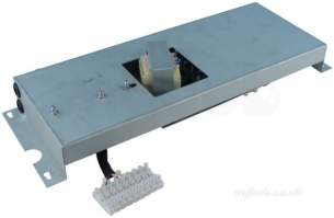 Johnson and Starley Boiler Spares -  Johnson And Starley Johns S00077 Electronic Panel