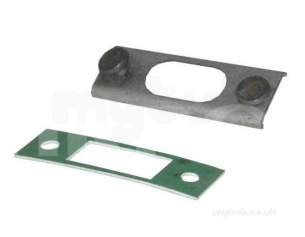 Johnson and Starley Boiler Spares -  Johnson And Starley Johns 402a2476 Sight Glass Assy