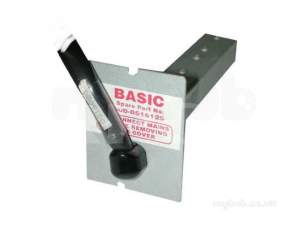 Johnson and Starley Boiler Spares -  Johns 1000/0516125 Fan And Limit Tstat