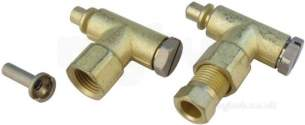 Johnson and Starley Boiler Spares -  Johnson And Starley Johns S00426 Pilot Injector Kit