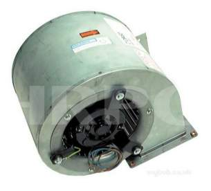 Johnson and Starley Boiler Spares -  Johns 212s492sp Fan Assy Wffb0625-120