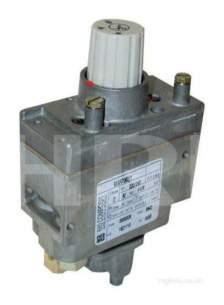 Johnson and Starley Boiler Spares -  Johnson And Starley Johns 1000-0701995 Gas Valve