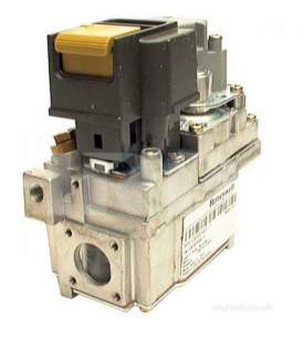 Johnson and Starley Boiler Spares -  Johns 210s084 Gas Valve V8700c 4031