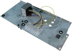Johnson and Starley Boiler Spares -  Johns B500-0530005 Control Panel