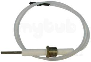 Johnson and Starley Boiler Spares -  Johnson And Starley Johns Bos01449 Spark Electrode