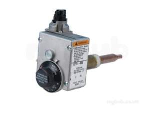 Johnson and Starley Boiler Spares -  Johnson And Starley Johns S00665 N G Gas Valve