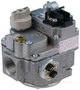Johnson and Starley Boiler Spares -  Johnson And Starley Johns S00674 Gas Valve