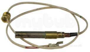 Johnson and Starley Boiler Spares -  Johnson And Starley Johns S00861 Thermocouple